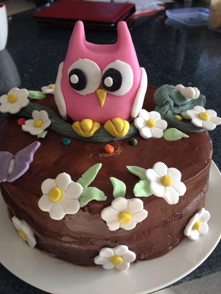 My daughters birthday cake.....