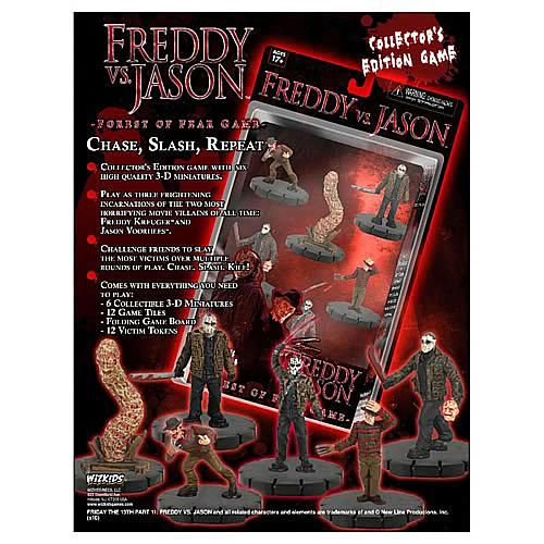 Freddy vs. Jason Forest of Fear Game | ToysRUs