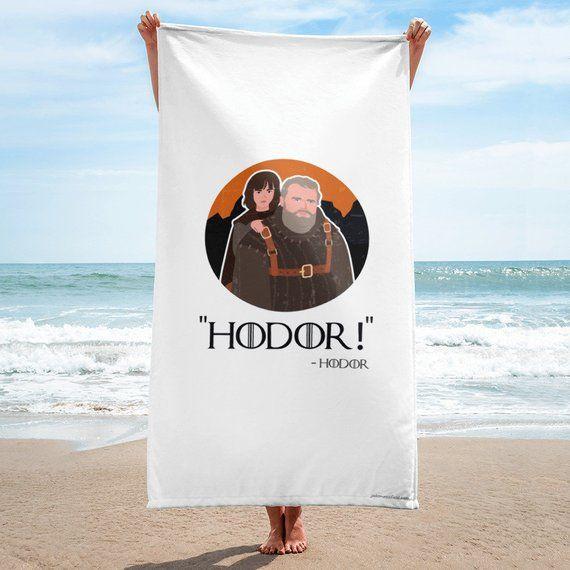 Hodor Hold The Door Of Thrones