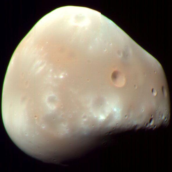 Deimos (moon) - Wikipedia, the free encyclopedia