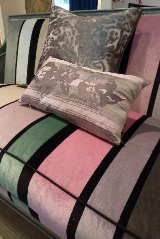 17 best images about sonia rykiel maison no 1 on pinterest upholstery grey stripes and velvet. Black Bedroom Furniture Sets. Home Design Ideas