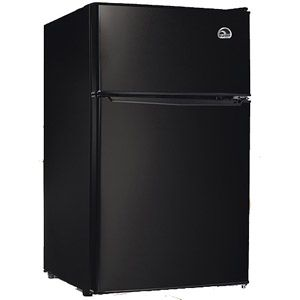 Igloo 3.2 cu. ft. 2-Door Refrigerator and Freezer WalMart $124!!