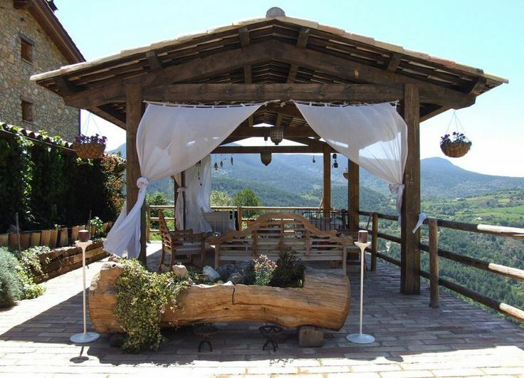 Meer dan 1000 afbeeldingen over onze sfeervolle vakantieverblijven op pinterest valencia tuin - Omtrek zwembad ...