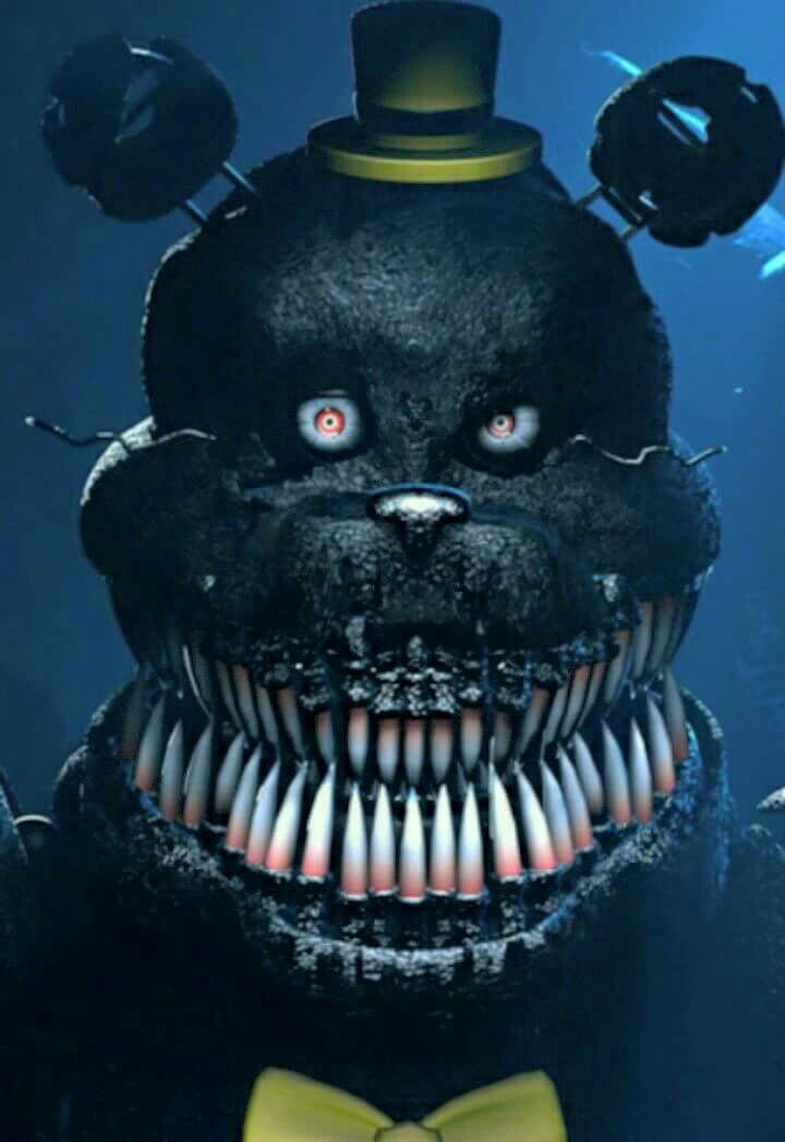 Nightmare. Five nights at Freddys.