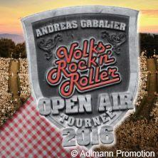 Andreas Gabalier: Volks-Rock'n'Roller Open Air Tournee 2016 // 27.05.2016 - 27.08.2016  // 27.05.2016 20:00 HERBORN/Hessentags-Arena // 28.05.2016 20:00 LADENBURG / HEIDELBERG/Festwiese // 08.07.2016 20:00 ERLABRUNN / WÜRZBURG/Erlabrunner Badesee // 08.07.2016 20:00 GIEBELSTADT / WÜRZBURG/Flugplatz Giebelstadt // 09.07.2016 18:00 MÖNCHENGLADBACH/SparkassenPark Mönchengladbach // 21.07.2016 19:30 FULDA/Domplatz Fulda // 22.07.2016 20:00 DRESDEN/Filmnächte am Elbufer // 27.08.2016…
