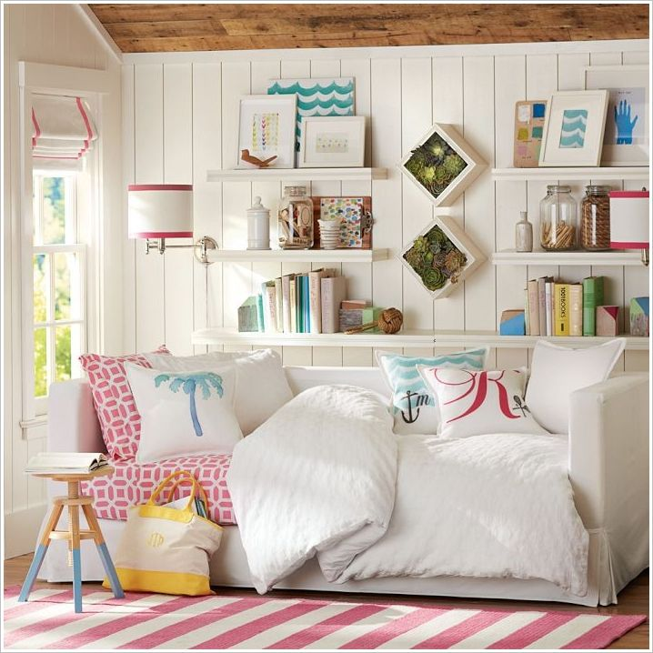 Best 25 small teen bedrooms ideas on pinterest teen for Smart solutions for small bedrooms