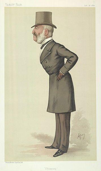 Charles Mark Palmer, Vanity Fair, 1884