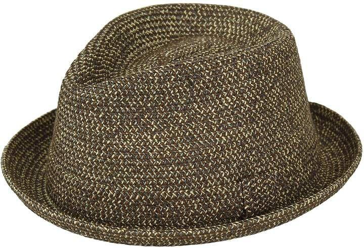 Men's Country Gentleman Joey Classic Braided Fedora   – Hats for men