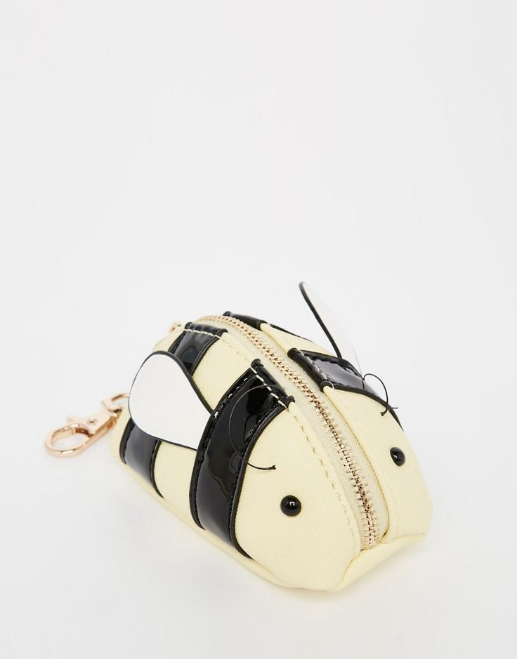 Image 4 ofNew Look Bumble Bee Purse