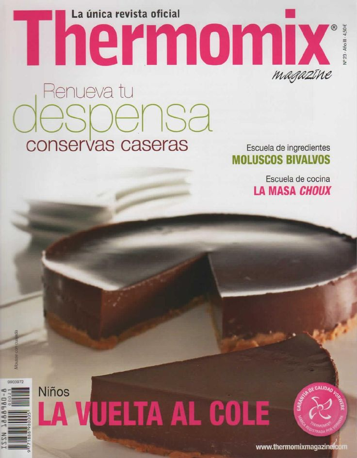 ISSUU - Revista thermomix nº23 la vuelta al cole by argent