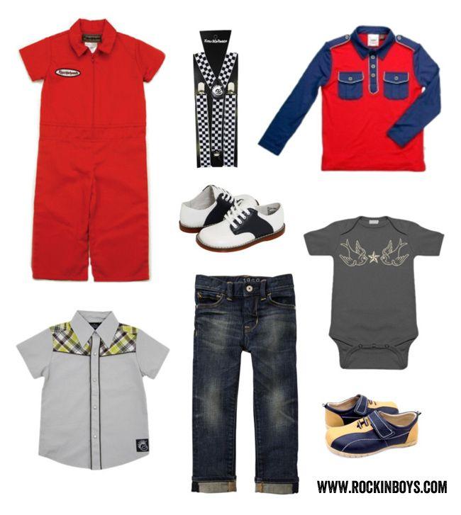 Baby Rockabilly Style - Rockabilly Fashion is Rad - Rockin Boys Club
