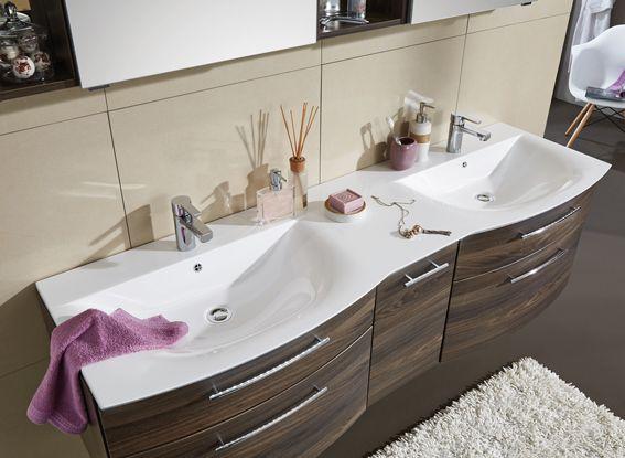 Plan vasque en marbre reconstitu brillant cedam galb for Cedam salle de bain