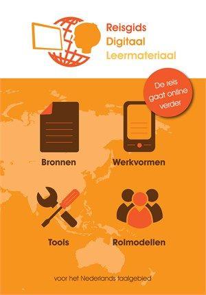 De Reisgids Digitaal Leermateriaal is een praktische wegwijzer met bronnen, werkvormen, tools en rolmodellen voor digitaal leermateriaal in de dagelijkse onderwijspraktijk. Behorende bij de website www.reisgidsdl.org.