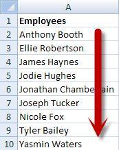 How to Sort Microsoft Excel Columns Alphabetically
