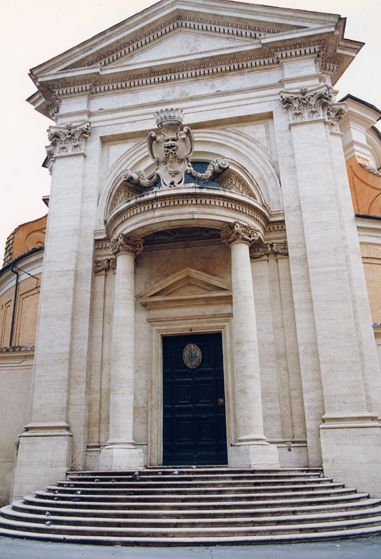 Sant'Andrea al Quirinale