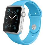 Apple Watch Sport 42mm Smartwatch (Blue or Orange) $249 #LavaHot http://www.lavahotdeals.com/us/cheap/apple-watch-sport-42mm-smartwatch-blue-orange-249/96770