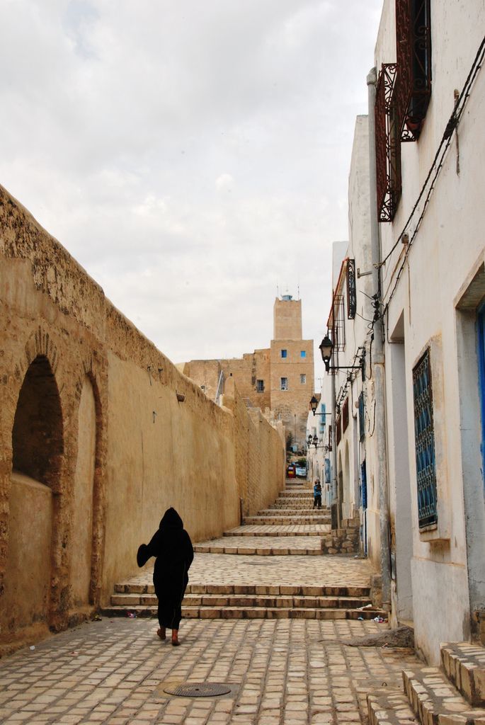 Old Streets of Sousse | Tunisia
