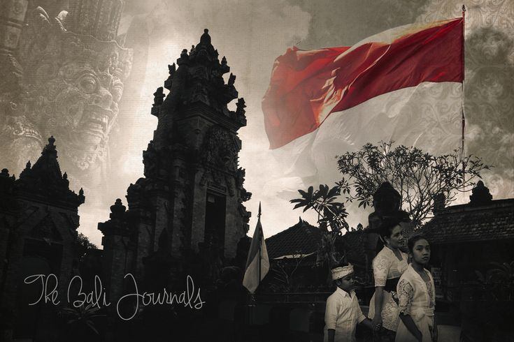 The Bali Journals: a black and white photography set from my travels to Bali.