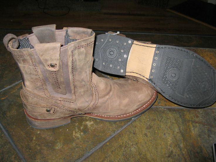Caterpillar Vinson Men's Boots USA-101/2 UK 9half #CAT #AnkleBoots