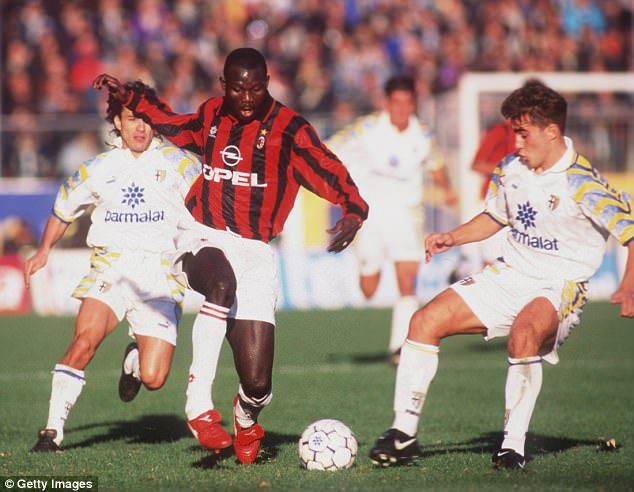 George Weah is gearing up to contest in the upcoming Liberian presidential elections