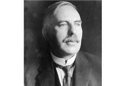 Ernest Rutherford – devised Rutherford model