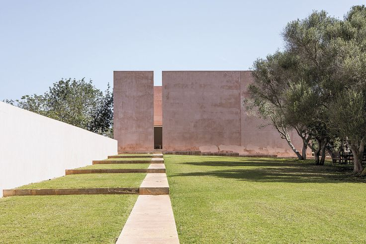 John Pawson - A house in Mallorca, three decades on… - Nina_Domingues (@nina_domingues) | imging.me
