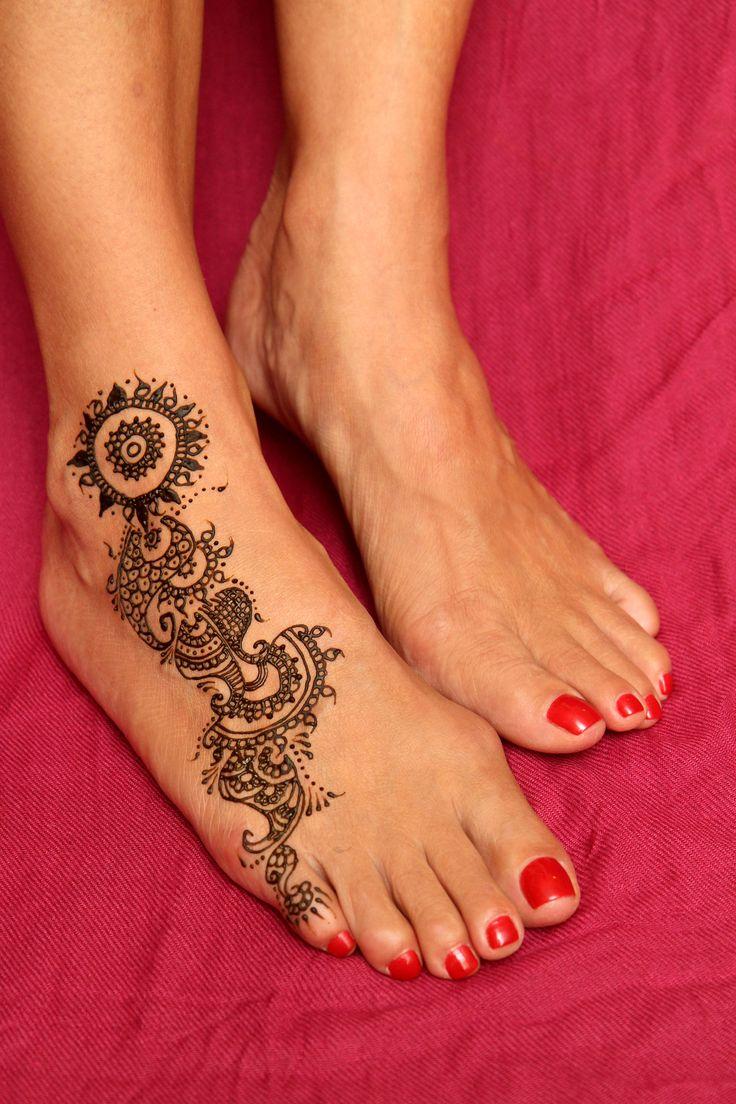 Henna Style Tattoo Designs: 43 Best Images About Henna Tattoo/ Sharpie Tattoos On