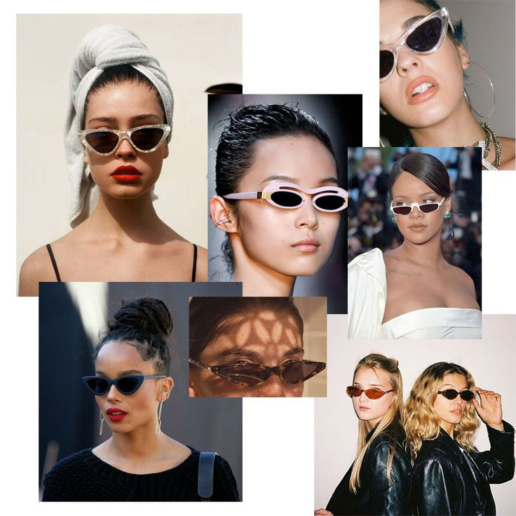 The 90s Are Back – Micro Sunglasses Shopping Guide