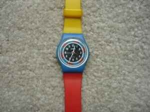 swatch watches!