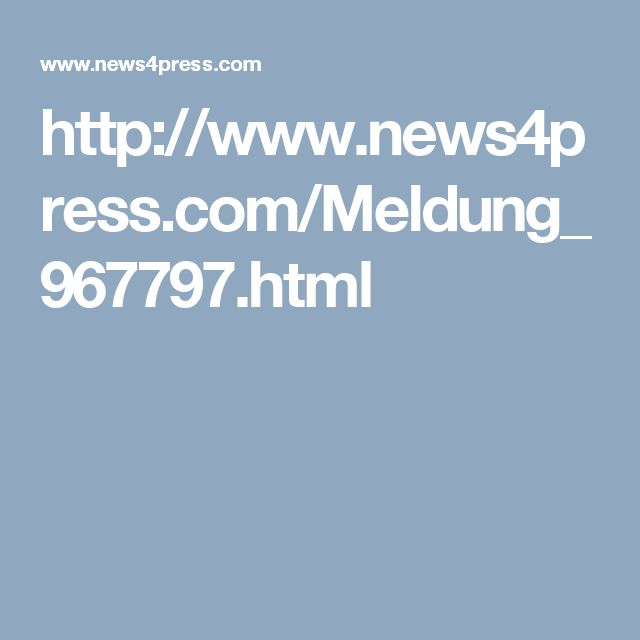 http://www.news4press.com/Meldung_967797.html