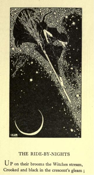 """Down-adown-derry; a book of fairy poems, with illus. by Dorothy P. Lathrop (1922) "" @the-wind-calls-your-name"""
