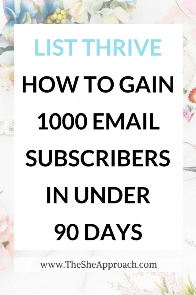 Want to grow your email list, learn more about email marketing and use it for your blog? Liste thrive is the perfect course for you! (Affiliate link) Blogging tips for new bloggers. Run and grow your blog. Blogging tools, tips and tricks to help you blog
