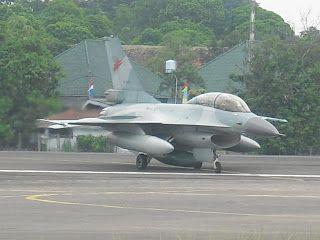 Indonesian Air Force F-16 A/B Block 15OCU