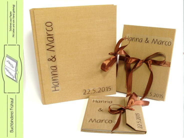 Fotoalbum+Leporello+CD+Hülle+Hochzeit+Name+++Datum+von+Buchbinderei+Frühauf+auf+DaWanda.com
