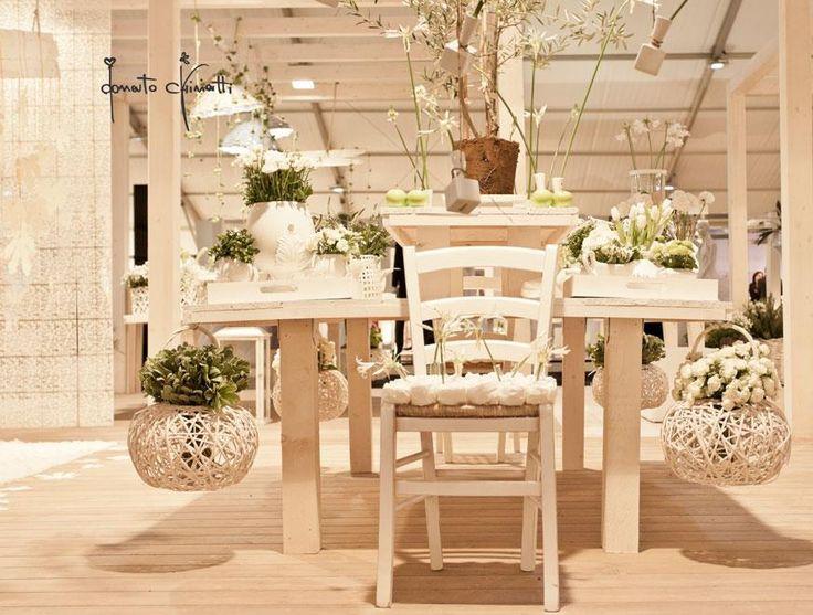 Expo Promessi Sposi Lecce  Donato Chiriatti valorizza con colori e fiori la Puglia nel giorno più bello