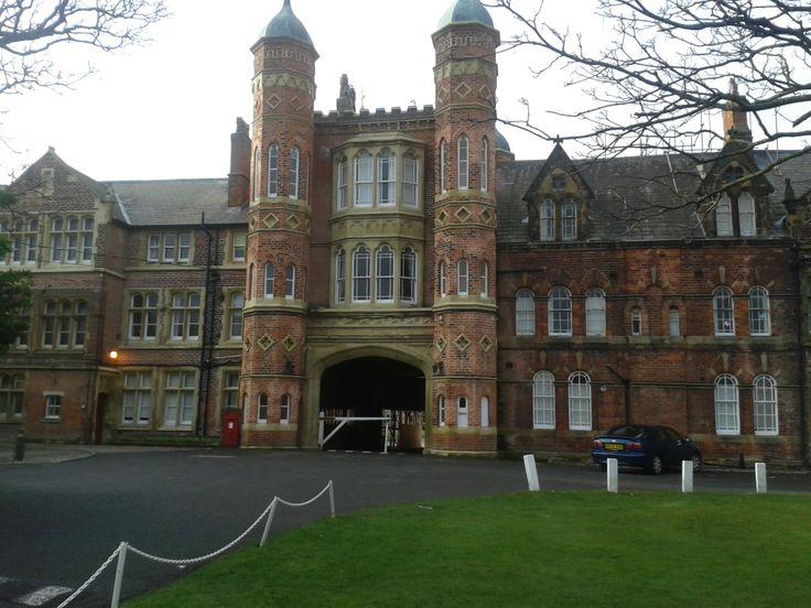 Rossall School Lancs