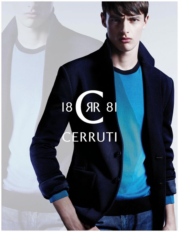 18CRR81 Cerruti Gets Sporty for Spring/Summer 2015 Campaign Featuring Hannes Gobeyn