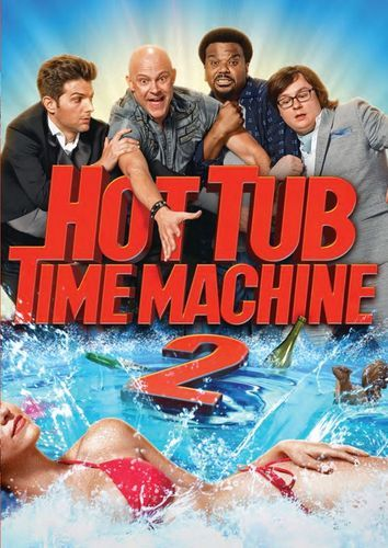 Hot Tub Time Machine 2 [DVD] [2015]