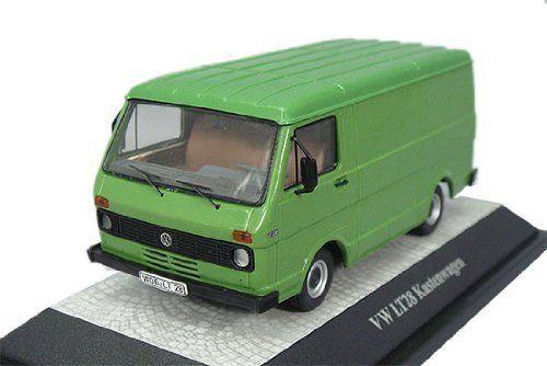 1:43 Premium ClassiXXs VW LT28 delivery van green