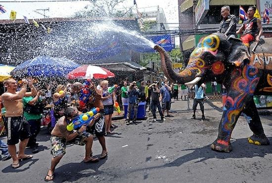 Congkran - Thai New Year  www.yaturistka.ru