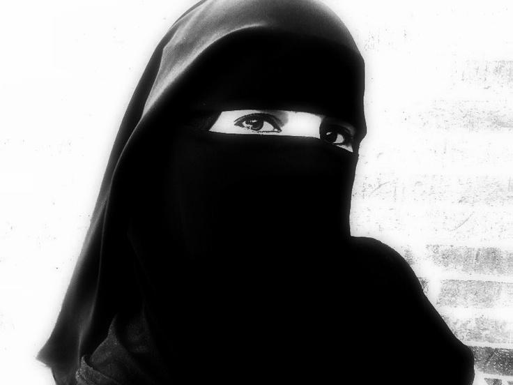 <3 my niqab