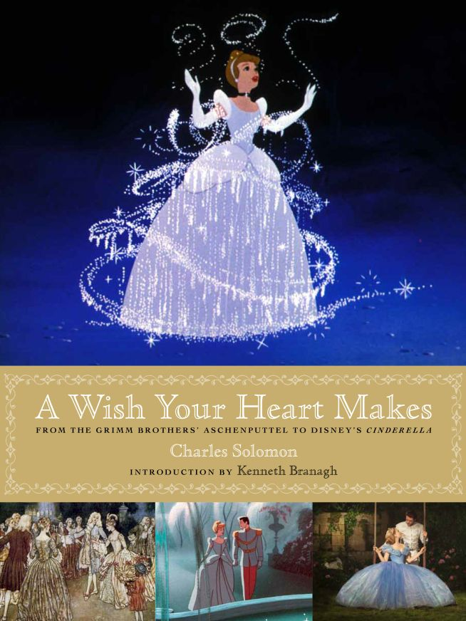"""Exclusive Interview with New """"Wish Your Heart Makes"""" Cinderella Book Author"""