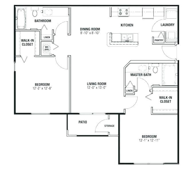 Master Bathroom Floor Plans With Walk In Closet Bathroom Floor Plans Walk In Shower B Master Bedroom Plans Bathroom Floor Plans Master Bedroom Floor Plan Ideas