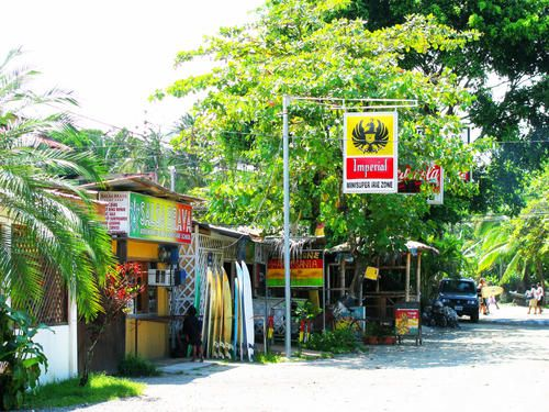 Puerto Viejo, Costa Rica - OMG I wanna go back!!!  Dirt roads, relaxed atmosphere, great people.