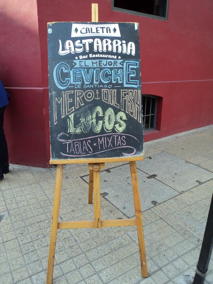 barrio lastarria #chile #bohemio