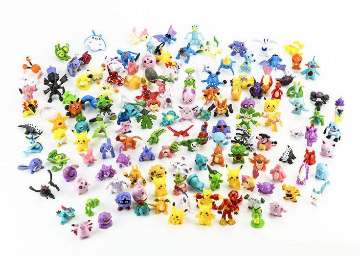 24x Cute & Sweet - Pokemon Figures