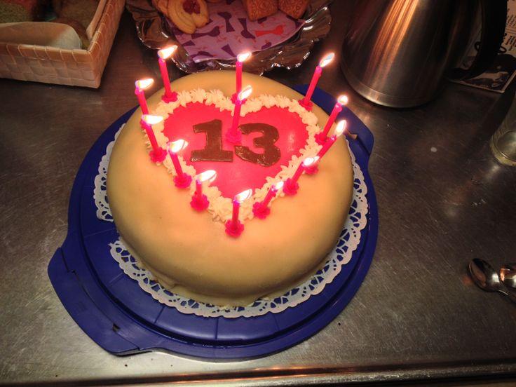 Th Birthday Party Cakes Ideas