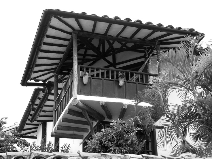 Casa Barichara