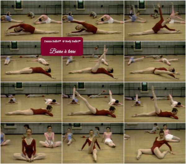 Body Ballet® & Danza Ballet® Senior & Junior Barre à terre y Acondicionamiento físico para bailarines.