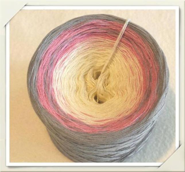 NeuBaumwollmischung mit KaschmiranteilFrische Farben braucht die Frau !3 Farben , 4 fädig , NS :2-5600 Meter Lauflänge , 160 gsofort erhältlich13,95 € zzgl. Versand (ein Kombiversand ist möglich mit andren Produkten von mir )